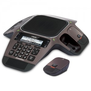 Vtech ErisStation® SIP VCS754 Conference Phone with Four Wireless Mics