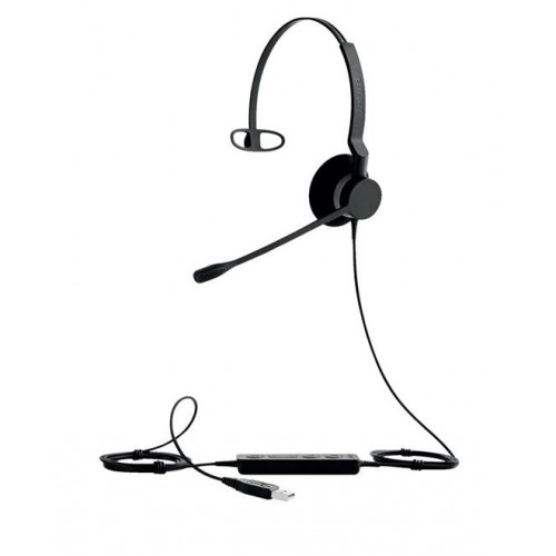 Jabra Biz 2300 Mono USB Headset (MS Lync Optimised)