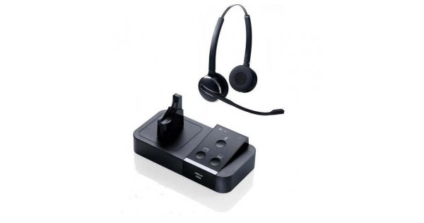 Jabra Pro 9450 Duo Nc Flex Boom Wireless Headset