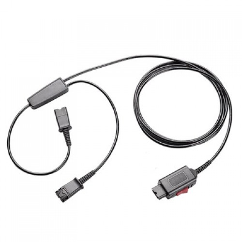 Plantronics 6 Pin Y-Adapter Trainer Cord