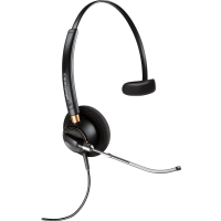 Plantronics EncorePro HW510V Monaural Voice Tube Headset