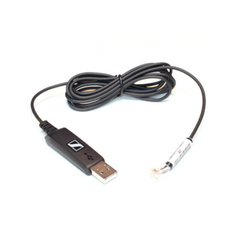 Sennheiser USB-RJ9 01 Headset Connection Cable