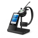 Yealink WH66 Dual DECT Wireless Headset and Workstation